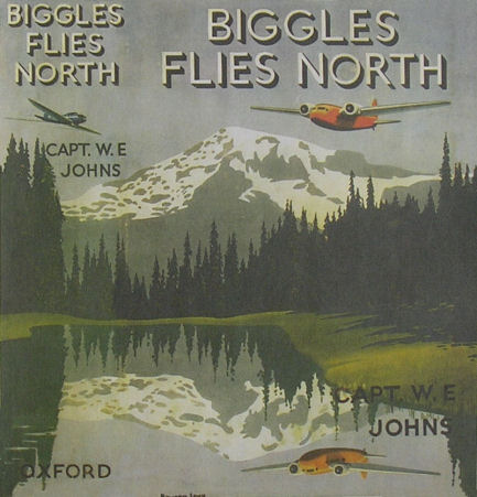 Description: Description: Description: Description: Description: Description: Description: Description: Description: Description: 16 Biggles Flies North