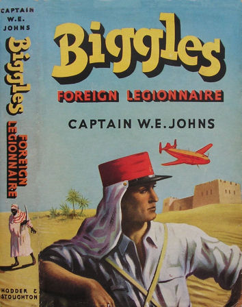 Description: Description: Description: Description: Description: Description: Description: Description: Description: Description: 55 Biggles Foreign Legionnaire
