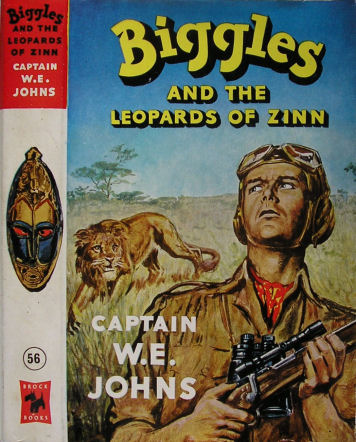 Description: Description: Description: Description: Description: Description: Description: Description: Description: Description: 69 Biggles and the Leopards of Zinn