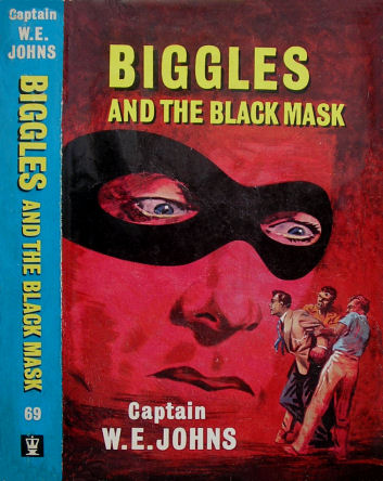 Description: Description: Description: Description: Description: Description: Description: Description: Description: Description: 83 Biggles and the Black Mask