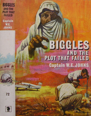 Description: Description: Description: Description: Description: Description: Description: Description: Description: Description: 86 Biggles and the Plot that Failed